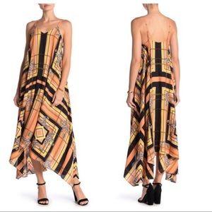 Nanette Lepore maxi sleeveless dress